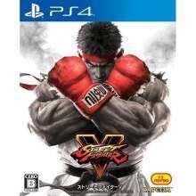 Capcom Street Fighter V PS4