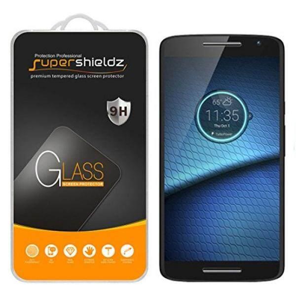 Supershieldz [2-Pack] Supershieldz for Motorola Droid Maxx 2 Tempered Glass Screen Protector, Anti-Scratch, Anti-Fingerprint, Lifetime Replacement Warranty - intl
