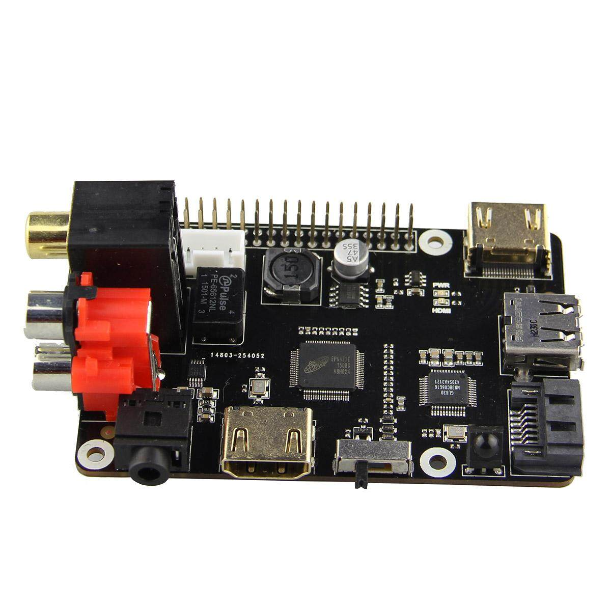 Supstronics X600 Expansion Board for Raspberry Pi 2 / B+ (Black) - intl