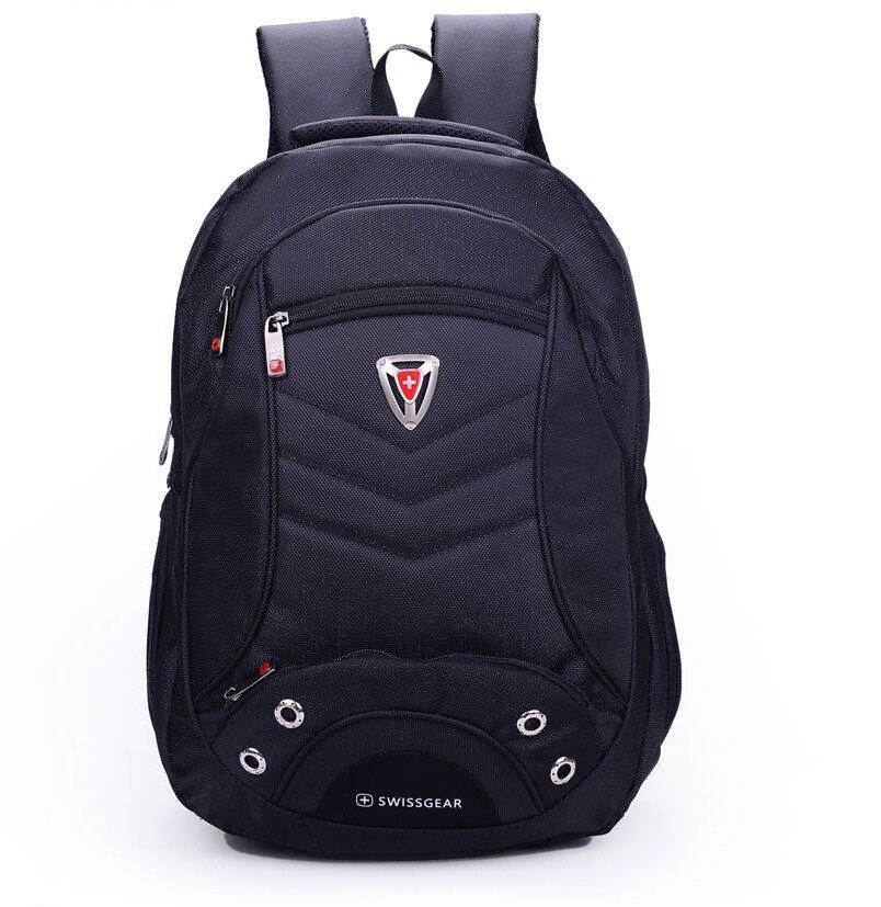Price Compare Nicenew Swiss Gear Backpack Asv15 15 6 Inch Laptop Bag Black Intl