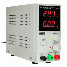 Switching DC Power Supply Adjustable Variable Precision 0~30V 0~5A Lab DD with Power Cable Malaysia
