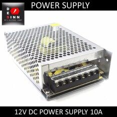 Switching Psu 12vdc 10a 120w Power Supply For Led Cctv By Desinn Online Store.