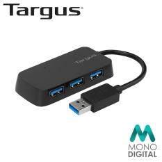 TARGUS USB 3.0 4-Port Hub ACH124AP-50 (Original Targus Malaysia) Malaysia