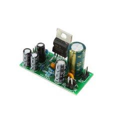 Tda2030a Electronic Audio Power Amplifier Board Single Channel 18w Dc 9-24v Diy Kit By Globedealwin.