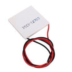 TEC1-12703 Heatsink Thermoelectric Cooler Cooling Peltier Plate Module Malaysia