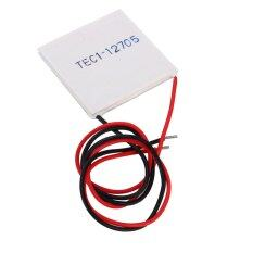 TEC1-12705 Heatsink Thermoelectric Cooler Cooling Peltier Plate Module Malaysia