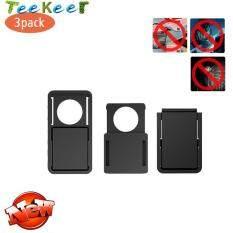 Teekeer 2018 Webcam Cover Slider, Pawaca 3PCS 0.7mm Thin Web Camera Cover For Macboook Pro, Hp Laptop, PC, IMac, Mac Mini, Computer, Smartphone, Anti-Monitoring, Strong Adhensive Block