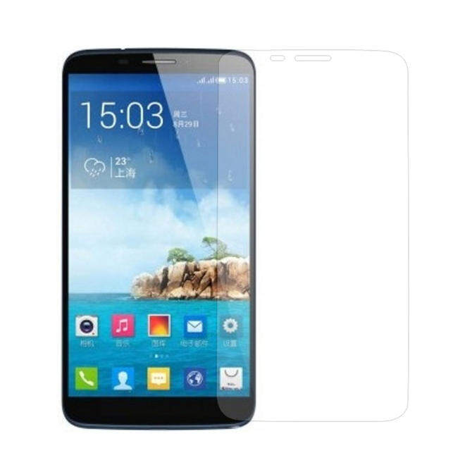 Tempered Glass Screen Protector for Alcatel One Touch Hero 8020D (Clear)