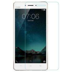 BUILDPHONE TPU SOFT PHONE CASE FOR VIVO Y21 WITH TEMPERED GLASS SCREEN GUARDS MULTICOLOR INTL.