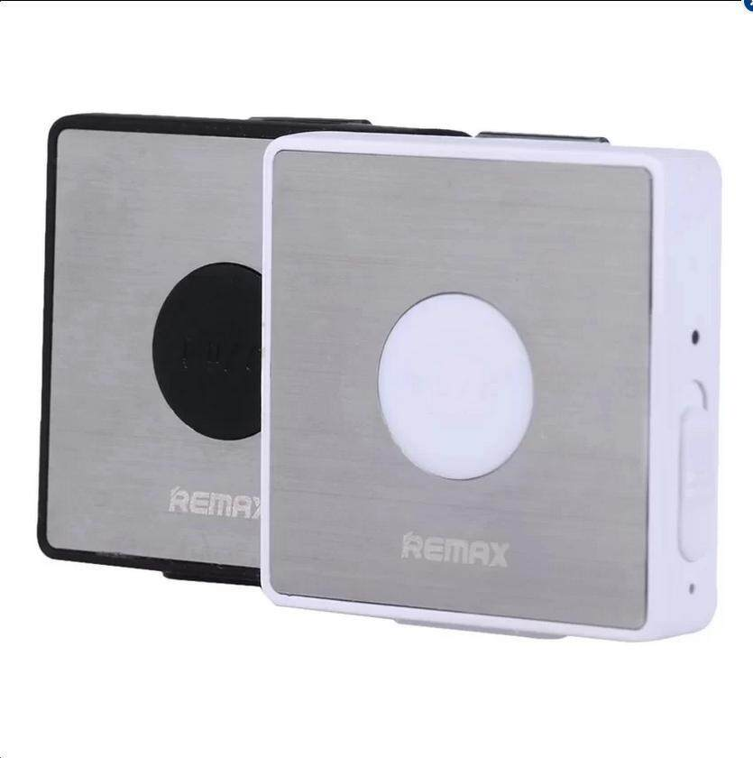 Sepuluh-Stellar REMAX S3 Universal Clipper Lavalier Bluetooth Headset Nirkabel Musik Yang Unik Headphone Stereo