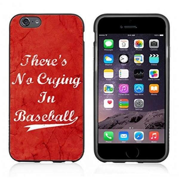 Tidak Ada Tangisan Dalam Baseball Merah Case/Cover untuk iPhone 6 atau 6 S dengan Atom Pasar Atom Pasar -Intl