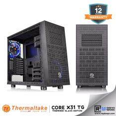 Thermaltake CORE X31 TG Tempered Glass Edition Chassis [ATX, Matx, Mini-ITX] Malaysia