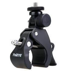 ThiEYE Universal olahraga kamera aksi kamera Sepeda Handlebar Mount pemegang hitam
