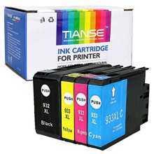 HP OfficeJet 7110 Wide Format Ink Cartridges - H812a 1 Set 3 Colour + 1 Black