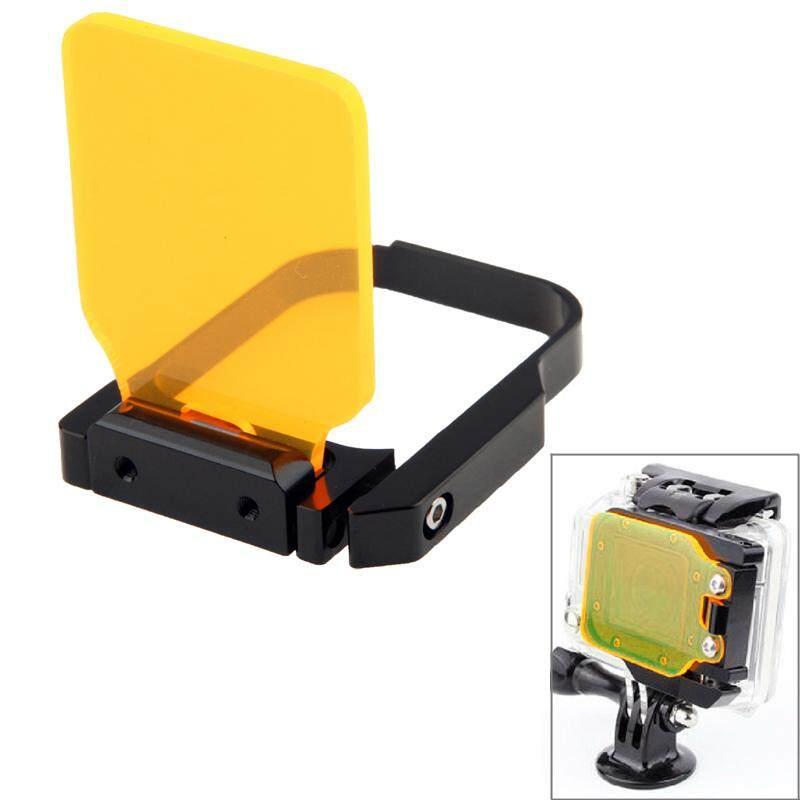 TMC Ringan Gerakan Malam Dibawah Laut Penyaring untuk GoPro HERO 3 (Oranye)-Internasional