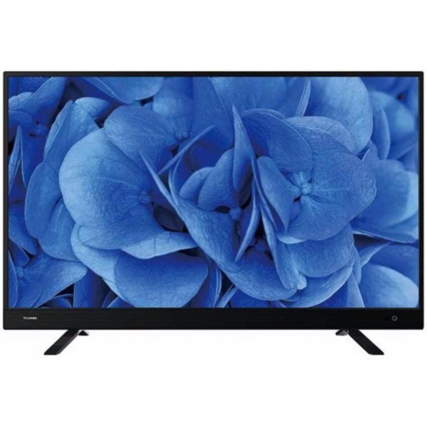 🏬 Membeli-belah yang Selamat Toshiba 32 DVBT2 HD LED TV