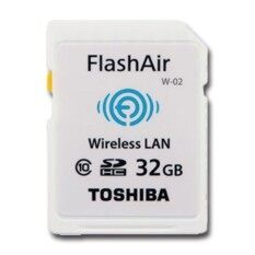 Toshiba Flashair Iii 32gb W03 Wireless Wifi Sdhc Class 10 Memory Card By Best Istore.