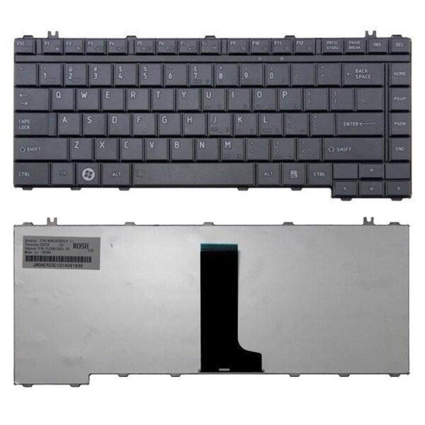 Toshiba Satellite L205 L300 L510 L511 L512 L515 L517 L522 Laptop Keyboard Malaysia