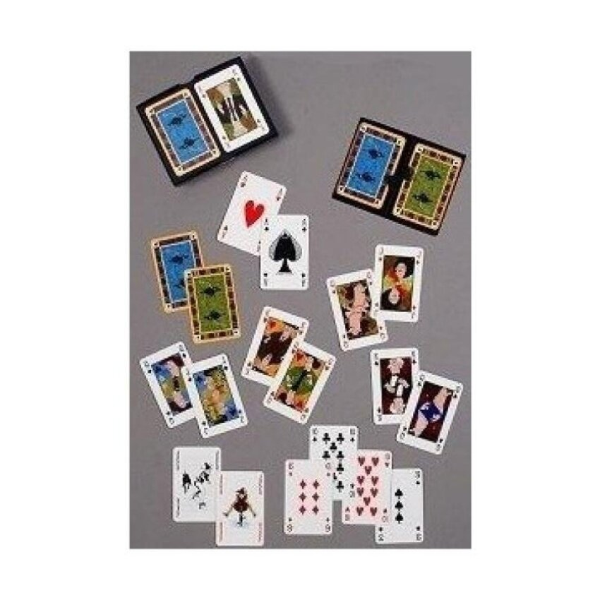 Tottering Hall Playing Cards Twinpack - intl