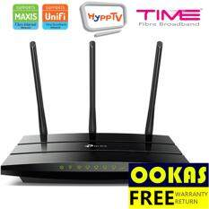 TP-LINK AC1750 Wireless Dual Band WiFi Router Archer C7 for Unifi / Maxis Fiber Internet / Time Fibre