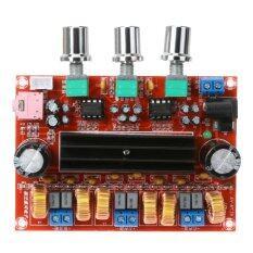 Tpa3116d2 50wx2 +100w 2.1 Channel Digital Subwoofer Power Amplifier Board By Crystalawaking.