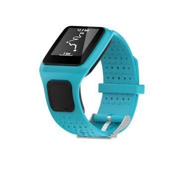 TPE Sports Band Strap Holder for TomTom Runner & TomTom Multi-Sport GPS Watch