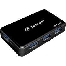 Transcend TS-HUB3K USB Charging Hub (Black) Malaysia