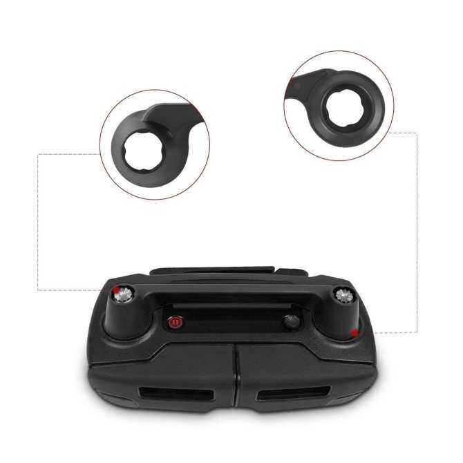 ... Transport Clip Controller Transmitter Protector Thumb Stick Anti-Shake Connected Rocker Joystick Holder Bracket for ...
