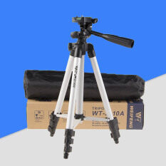 Tripod With 3-Way HeadTripod for N!kon D7100 D90 D3100 DSLR Sony NEX-5N A7S Canon650D 70D 600D WT-3110A