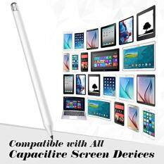 Triumphant Fashion Computer Cell Phone Accessories Capacitive Touch Stylus Pen Pencil For Ipad Tablet Mobile Phone Silver Resistive By Triumphant.