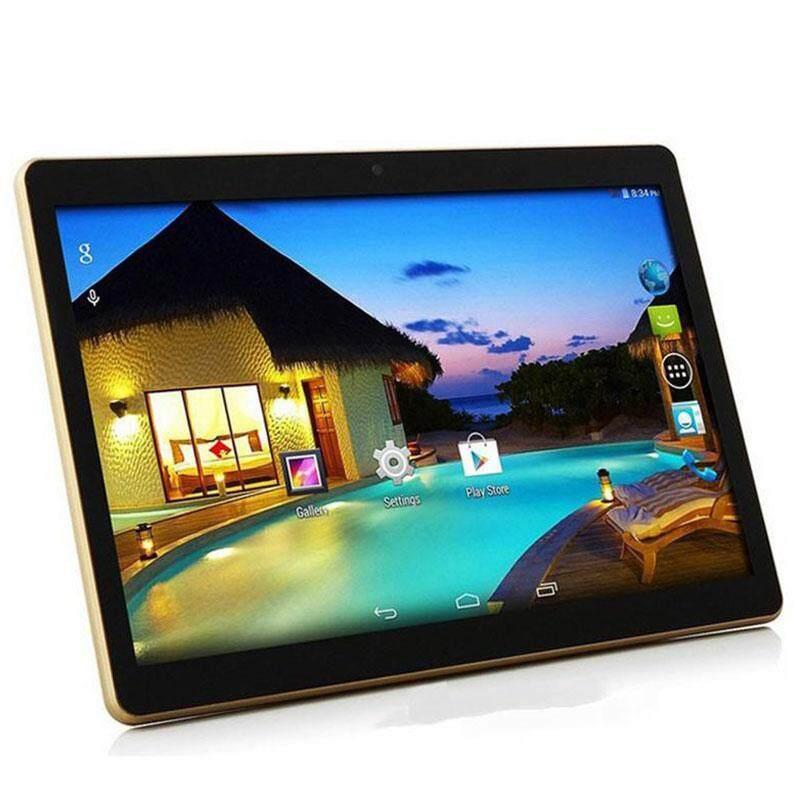 Triumphant Hot Sell Free Shipping 10 Android 5.1 Quad Core 4GB RAM 32GB Dual SIM Wifi TABLET PC With 32GB US Plug