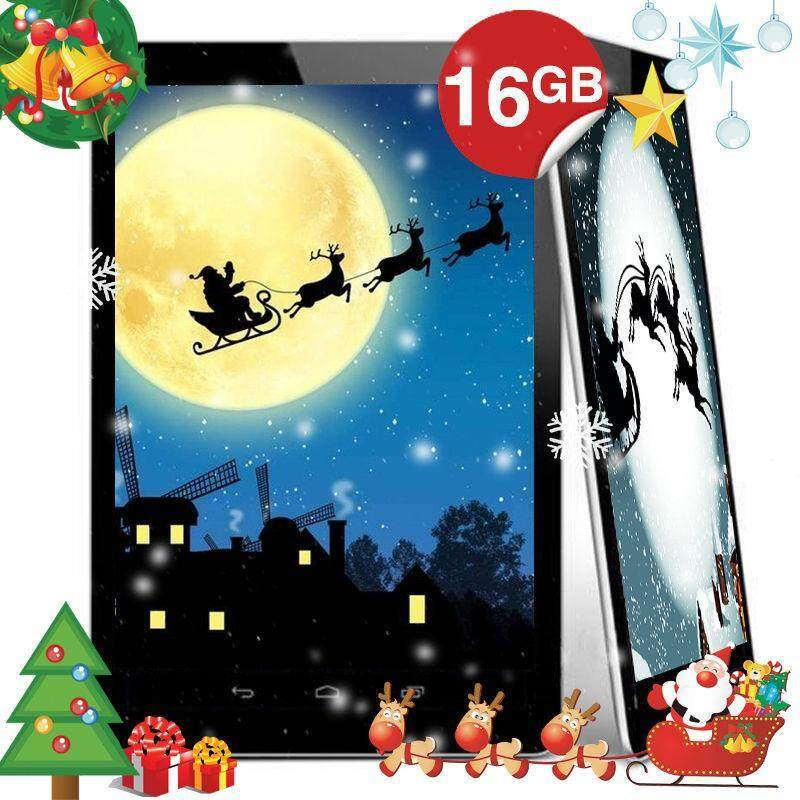 Triumphant Hot Sell Free Shipping 7 A33 Android 4.4 Tablet PC Quad Core WiFi Bluetooth BT Dual CAMERA 1G 16GB US