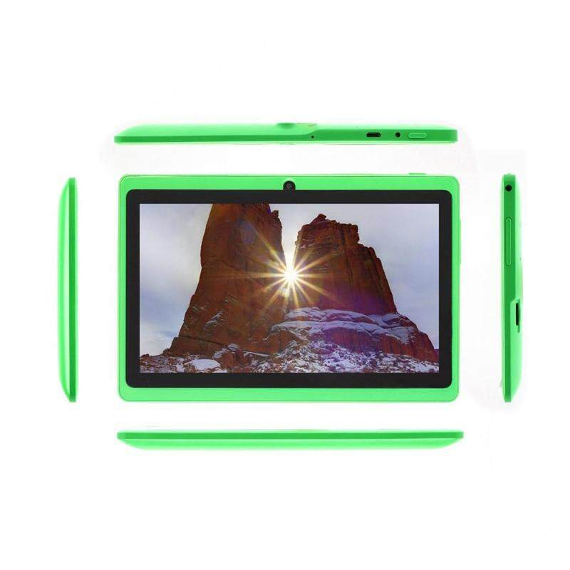 Triumphant Hot Sell Free Shipping 7 16GB A33 Quad Core Dual Camera Google Android 4.4 HD Tablet PC WIFI EU