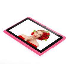 Triumphant Hot Sell Free Shipping 7 16GB A33 Quad Core Dual Camera Google Android 4.4 HD Tablet PC WIFI EU Malaysia