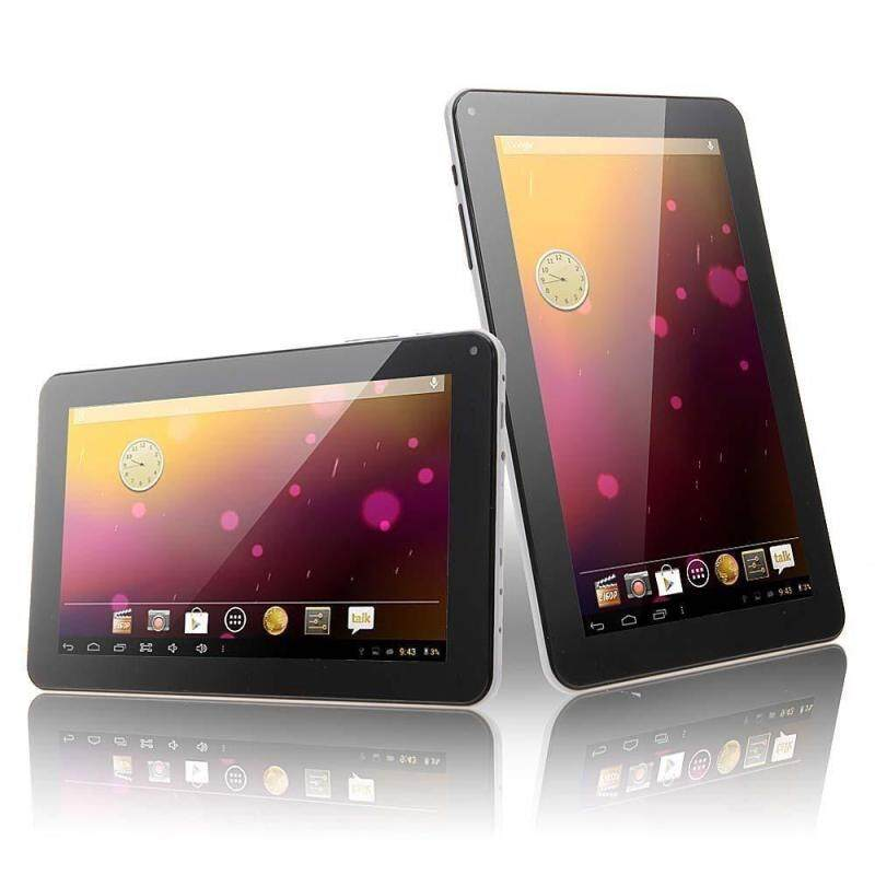 Triumphant Hot Sell Free Shipping N98 9 Android 4.4 Tablet PC Allwinner A33 Quad Core 1GB+16GB US Plug White Gift