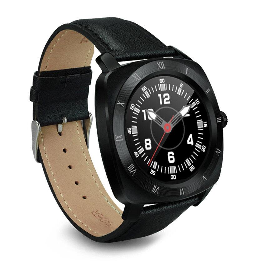 2016 Best Quality TTLIFE DM 88 Bluetooth call reminder heart rate monitor sleeping monitor smart watch(black)MYR210. MYR 211