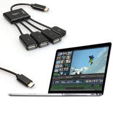 Type-C USB 3.1 OTG HUB Cable for Apple New Macbook for Laptop PC for Google