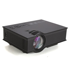 Uc40+ 2000 Lumens Hd 1080p Led Projector 3d Hdmi Wifi Home Theater Tv Usb Vga By Elec Mall.