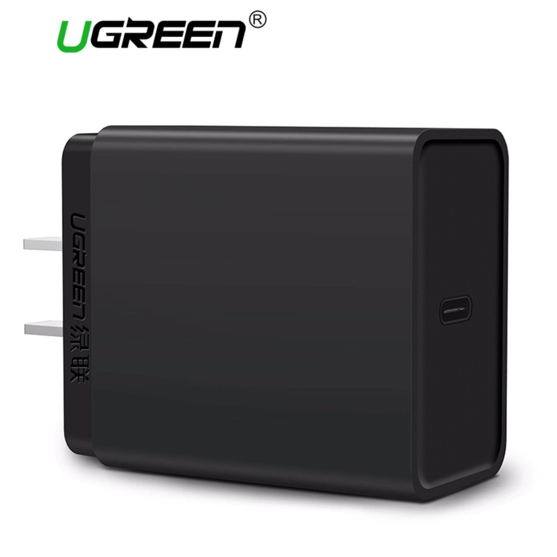 UGREEN USB Type-C 30W Wall Charger With Power Delivery for iPhone 7/ 8/X/8 plusSamsung Galaxy S8/S8 PlusMacbook Nexus 6P/5XNintendo SwitchLumia 950 XLGoogle Pixel 2 XLOnePlus 2Go Pro hero 5 US Plug