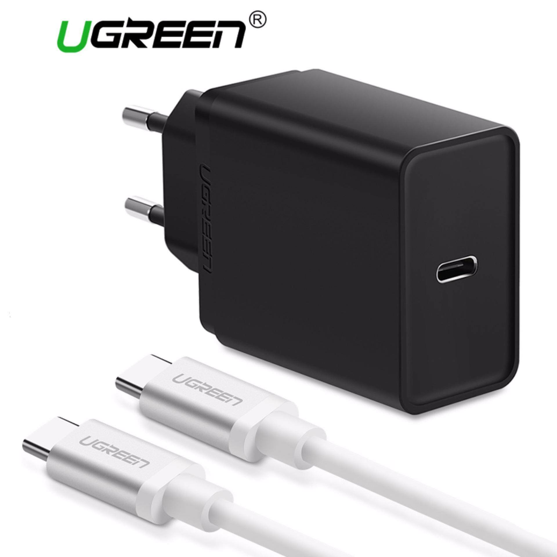 Who Sells The Cheapest Ugreen Usb Type C 30W Wall Charger With Power Delivery For Iphone 7 8 X 8 Plus Samsung Galaxy S8 S8 Plus Macbook Nintendo Switch Lumia 950 Xl Google Pixel 2 Xl Oneplus 2 Go Pro Hero 5 1 Meter Usb C To Usb C Cable Eu Plug Intl Online