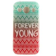 Ultra Ramping Cocok Ponsel TPU Lembut Casing Belakang PENUTUP UNTUK Samsung GALAXY Ace Style LTE G357 (Selamanya Muda)