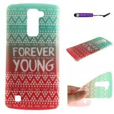 Moonmini Ultra Slim Fit Soft TPU Phone Back Protector Case Cover for Sony Xperia M C1905 (FOREVER YOUNG)MYR18. MYR 18