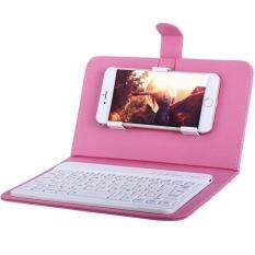 Universal Bluetooth Keyboard with PU Flip Case Cover For iOS/Android Cell PhoneMYR40. MYR 40