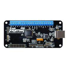 Universal Fighting Board Ufb W/ Pin Header For Xbox One 360 Ps4 Ps3 Wiii U Pc By Shop4fun