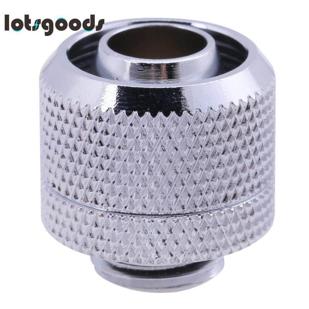 Universal G1/4 Thread Connector Adapter for PC Water Cooling System 9.5x16mm Hose