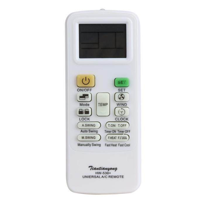 Universal LCD A/C Muli Remote Control Controller for Air Condition Conditioner