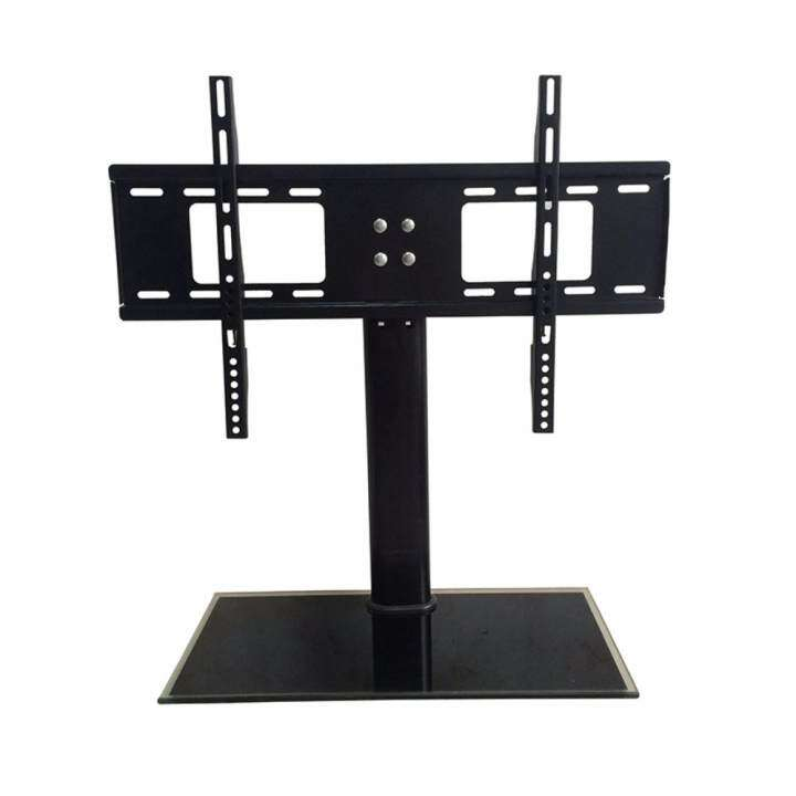 """Universal LCD LED Flat Screen TV Table Bracket With Stand/Base For 37""""-55"""" TV for Home Office"""