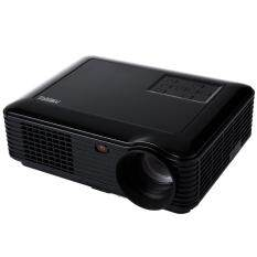 US PLUG POWERFUL SV - 228 Home Theater 4000 Lumens 1280 × 800 Pixels Multimedia LCD Projector