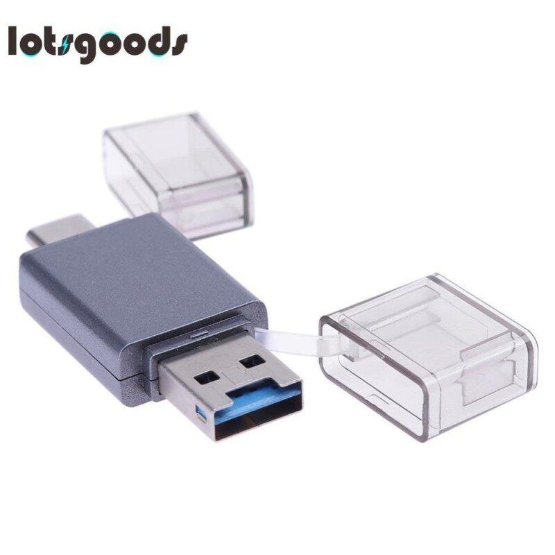 Bảng giá USB 3.0 Memory Type-C Card Reader Adapter OTG Phone Adapter Support TF Card Phong Vũ