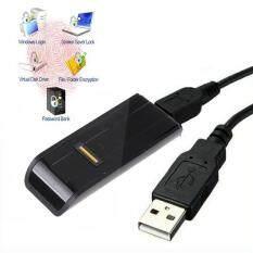 USB Biometric Fingerprint Reader Password Lock Security for PC Laptop Malaysia